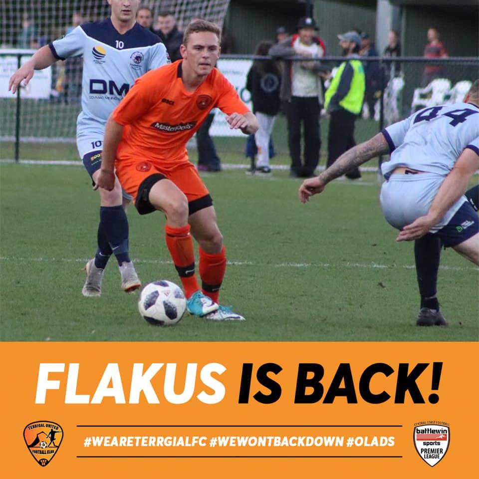 Flakus is Back!