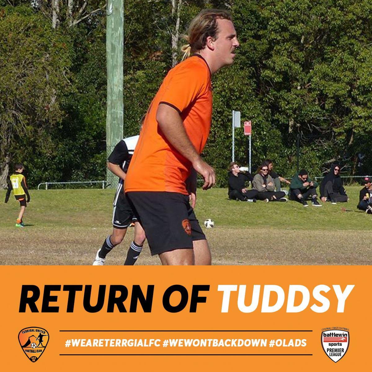 Return of Tuddsy