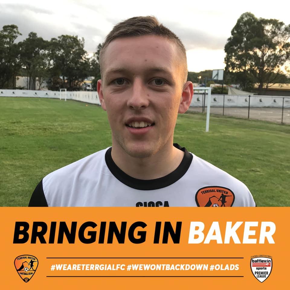 Bringing In Baker