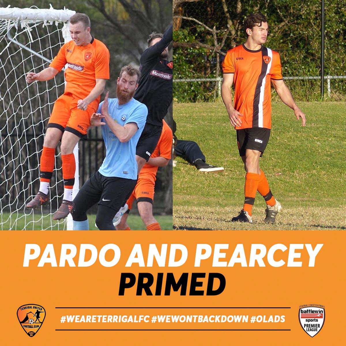 Pardo & Pearcey Primed