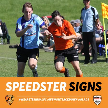 Speedster Signs