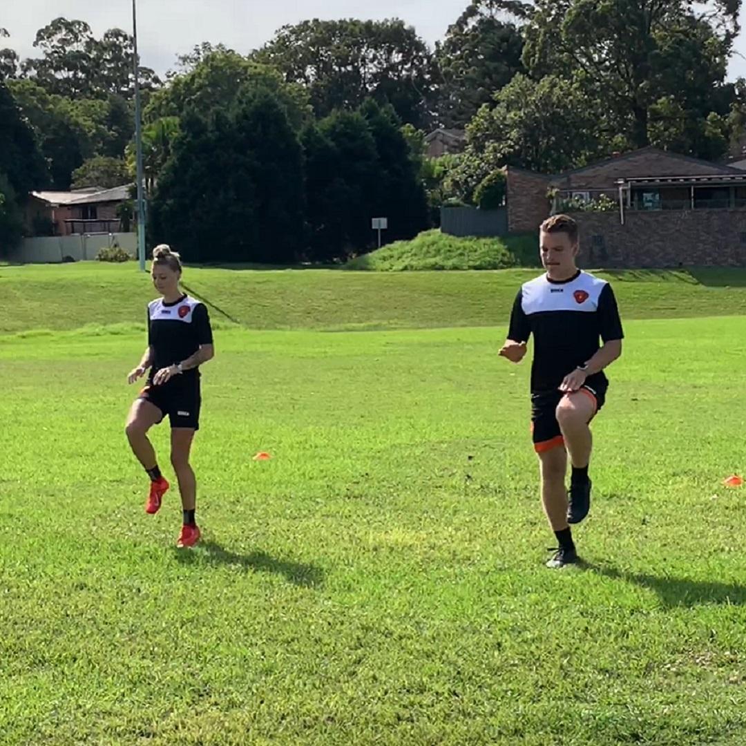 TUFC Physical Activity – 2 Part Video