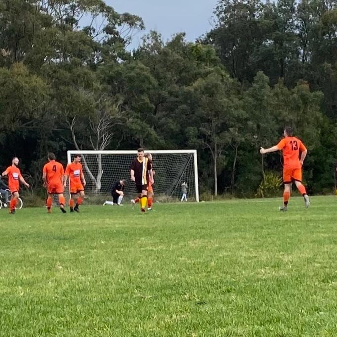 Rd 6:  Match Report vs Umina (Away)