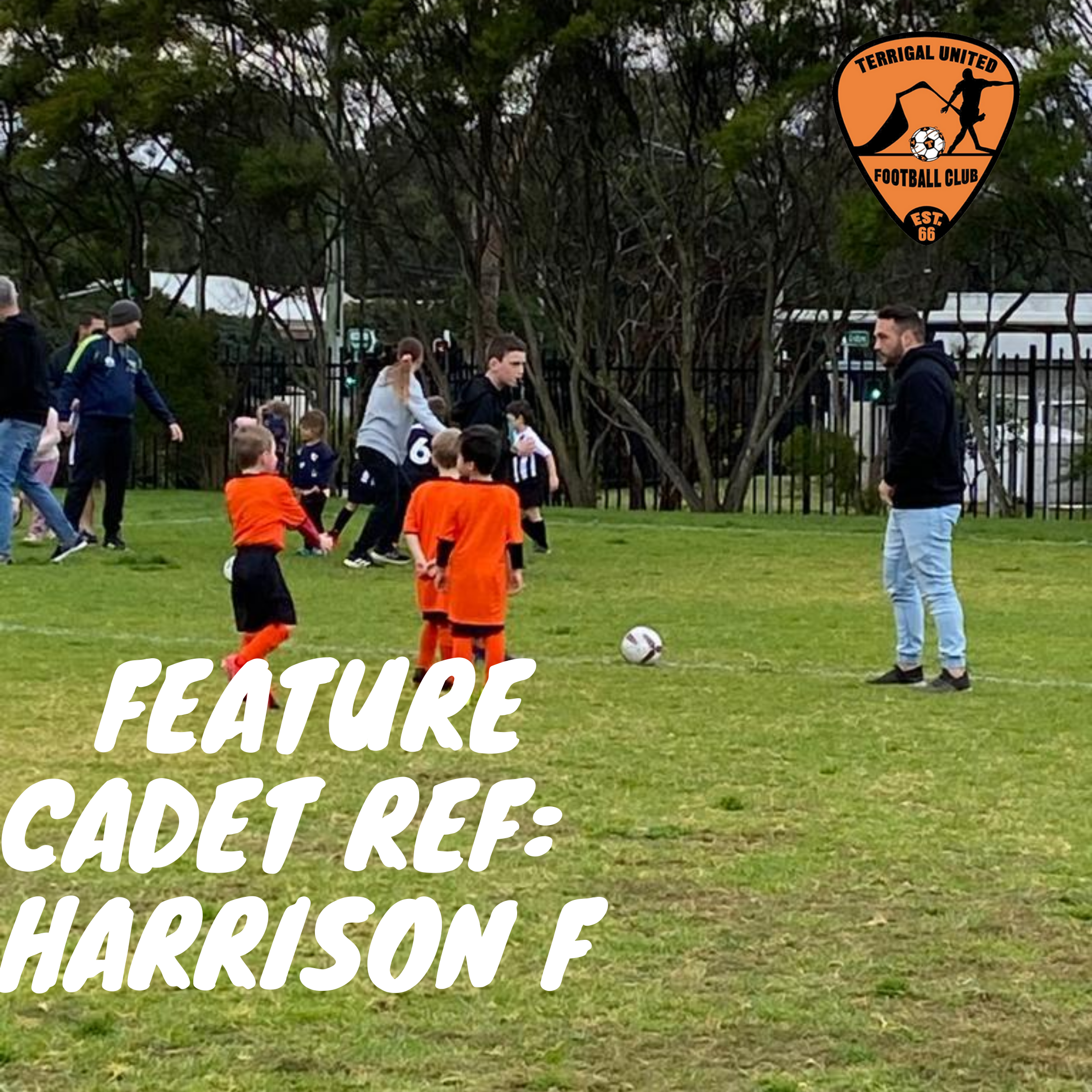 Feature Cadet Ref: Harrison F
