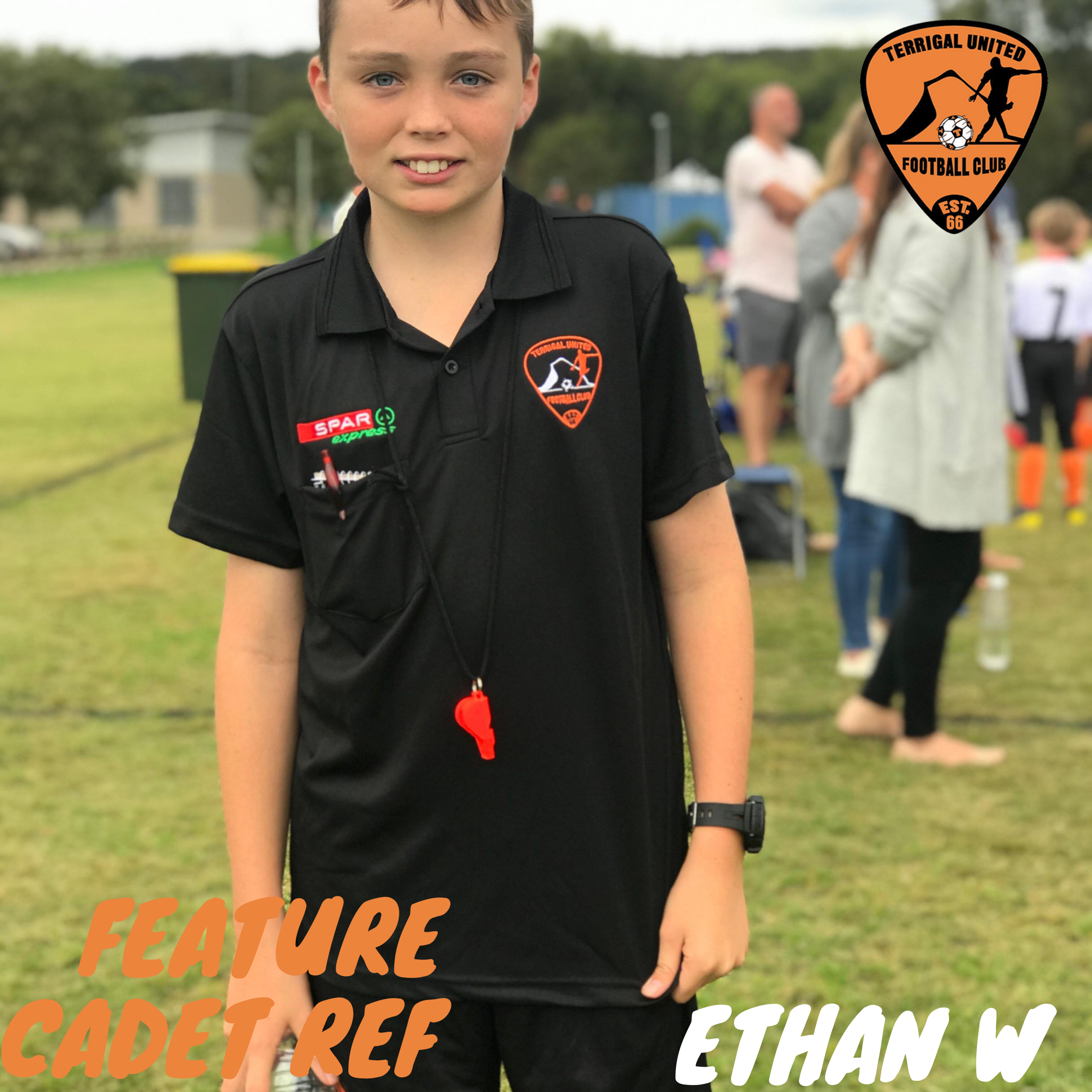 Feature Cadet: Ethan W