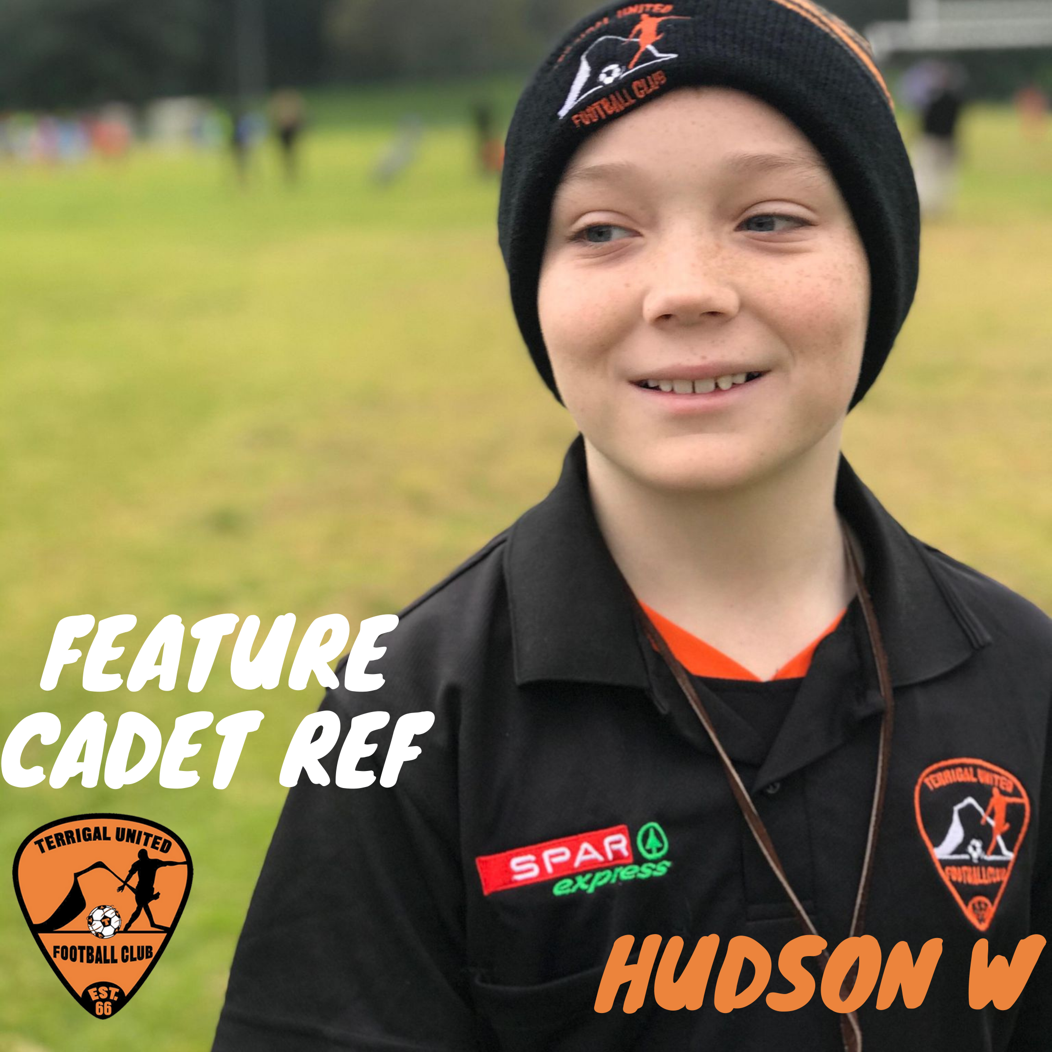 Feature Cadet Ref: Hudson W