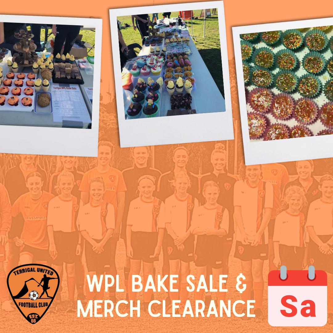 Female Football Focus: WPL Bake Sale