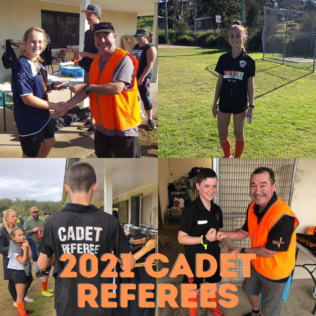 2021 Cadet Referees
