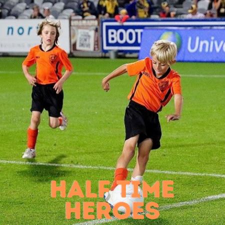 Maccas Half Time Heroes