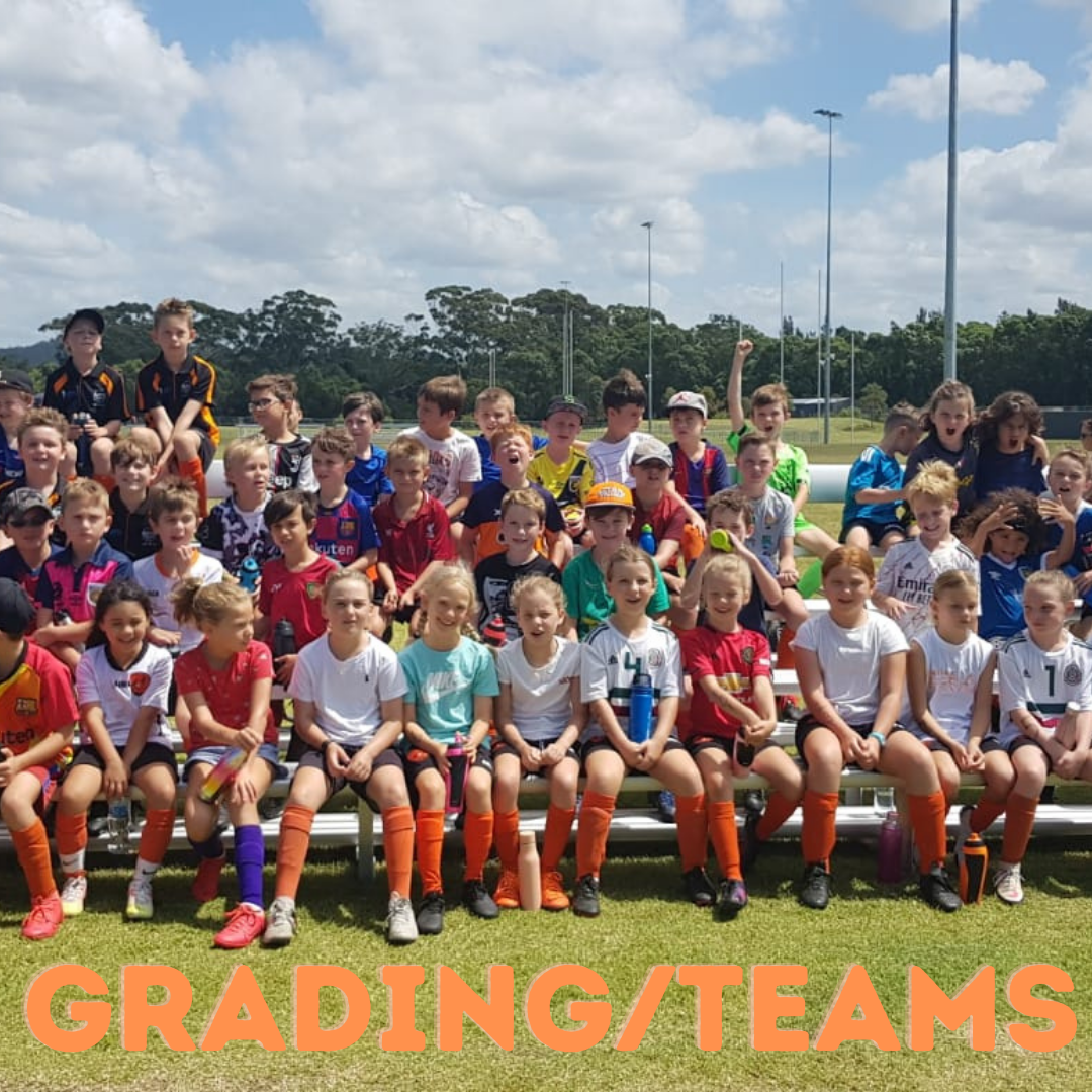 Grading 2021 and Team Formation