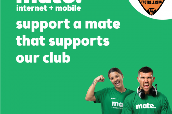 Let's Be Mates!  Sign up for MATE