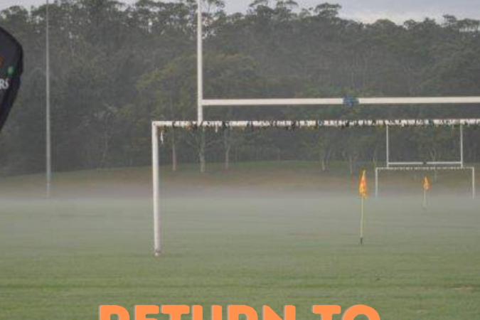 Return to Football Updates